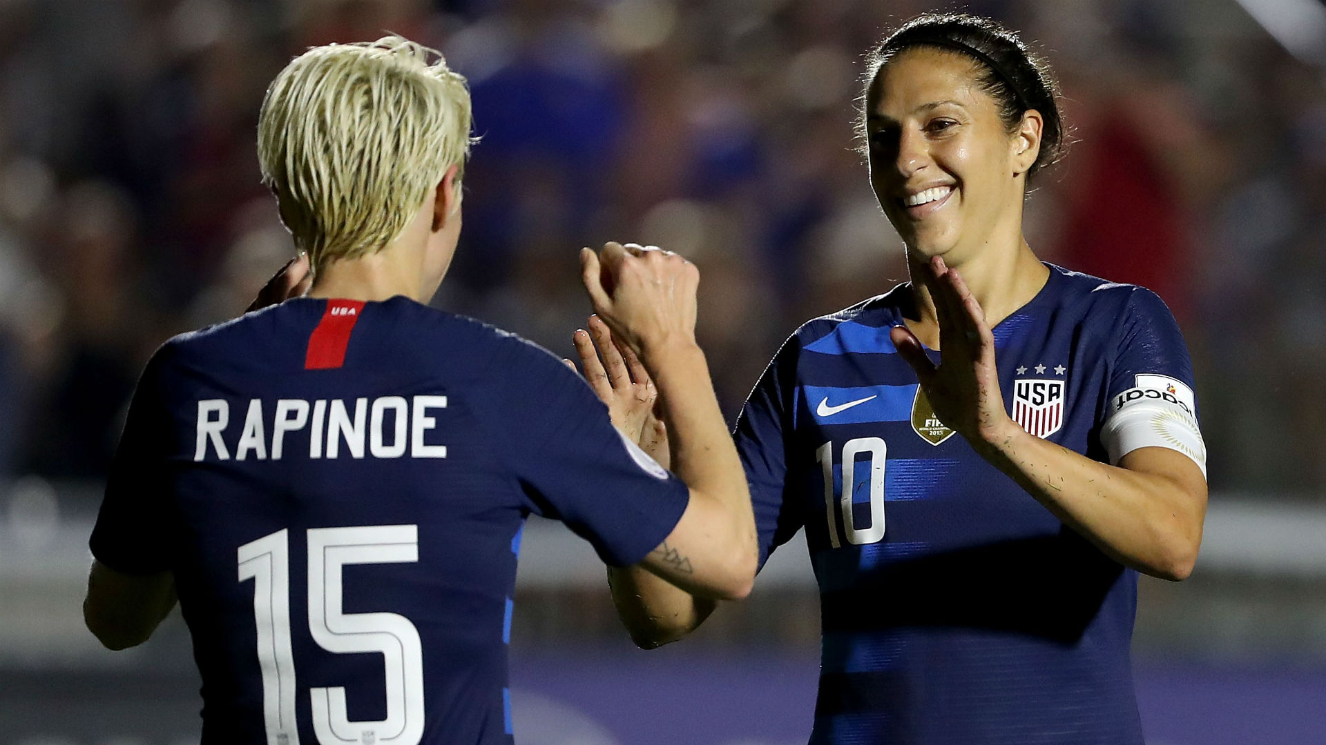 Women's World Cup 2019: 8 crazy USWNT facts to know