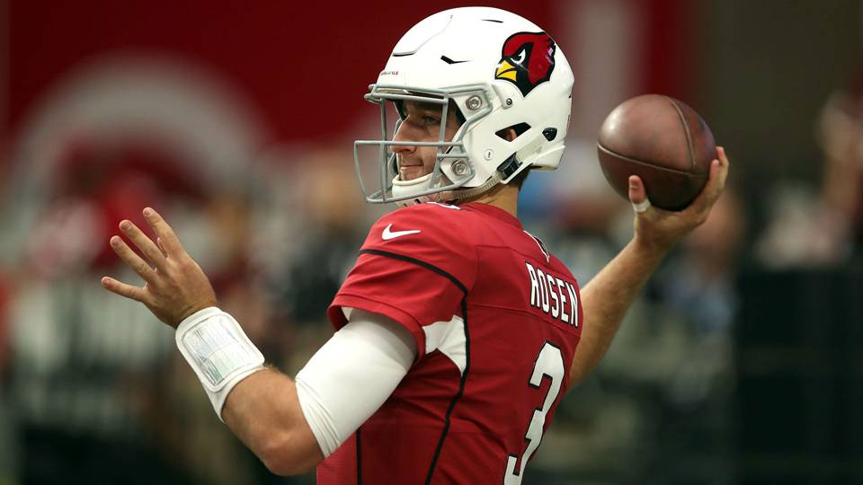 Josh Rosen trade rumors: Multiple teams have inquired about Cardinals quarterback