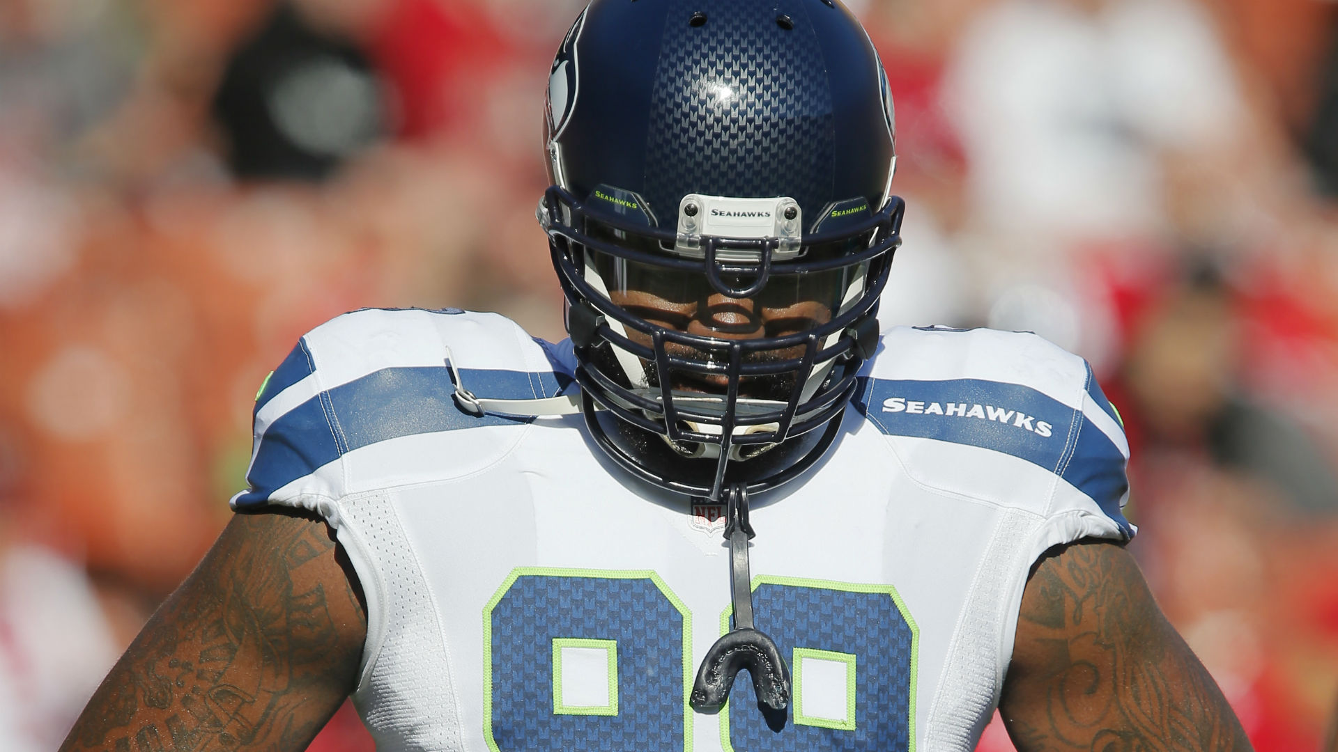 Seahawks part ways with Tony McDaniel