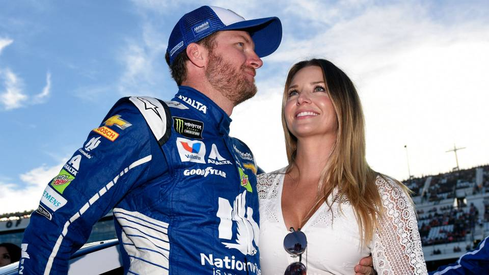 Dale and Amy Earnhardt