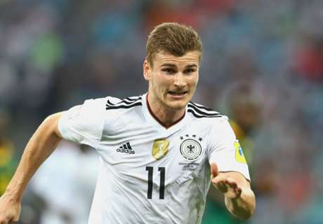 Draxler: Werner has bright future