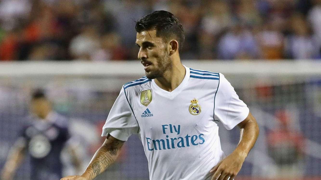 Ceballos could make Real Madrid debut in El Clasico