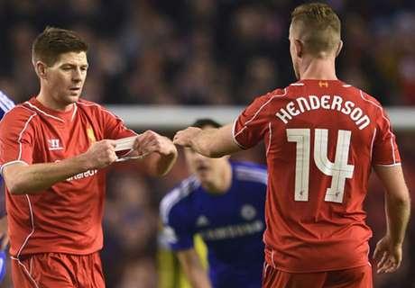 Gerrard hits back at Henderson critics