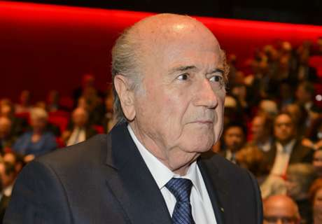 Blatter: Corruption not my fault
