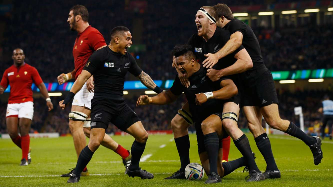 Awesome All Blacks demolish France