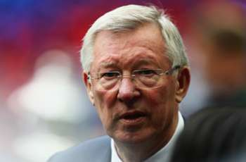 Saha hails 'great man' Ferguson as legendary Man Utd boss continues recovery