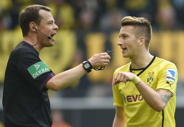Reus demands Dortmund momentum