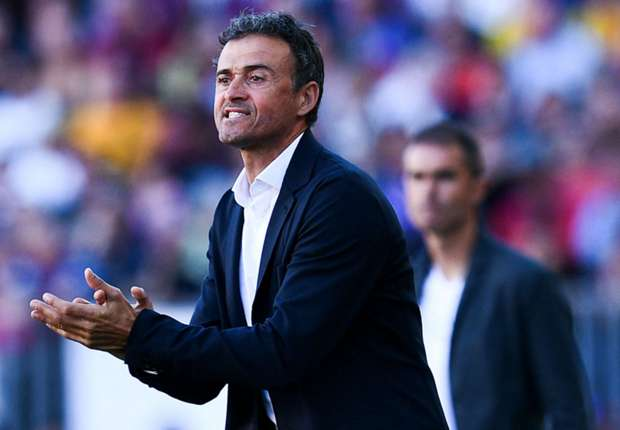 Deportivo hammering the perfect Manchester City preparation - Luis Enrique