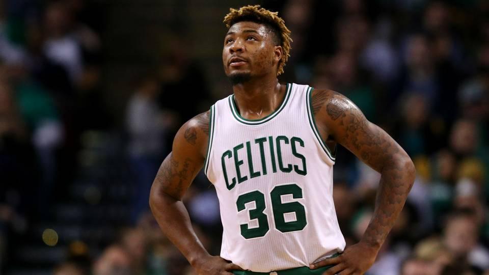 Marcus Smart injury update: Celtics guard eyeing playoff ...