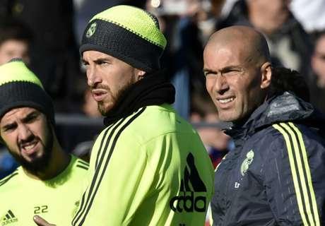 Ramos praises Zidane impact