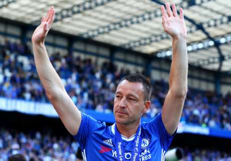 'Villa not a step down for Terry'