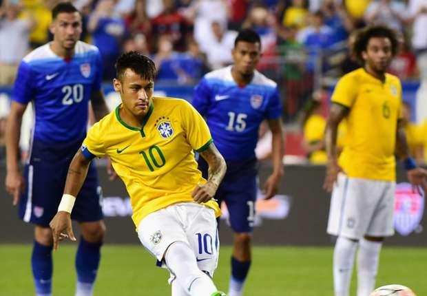 150770bb03 O desempenho do Brasil nos amistosos de 2015 - Goal.com