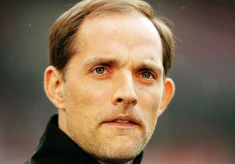Tuchel expects stern Frankfurt test