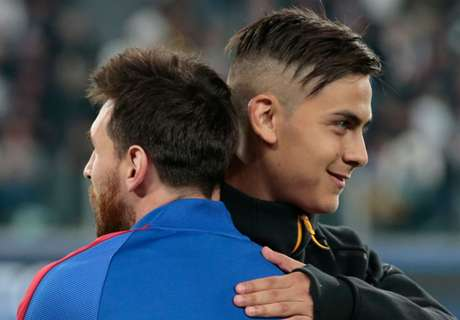 Laudrup: Unfair to compare Dybala with Messi