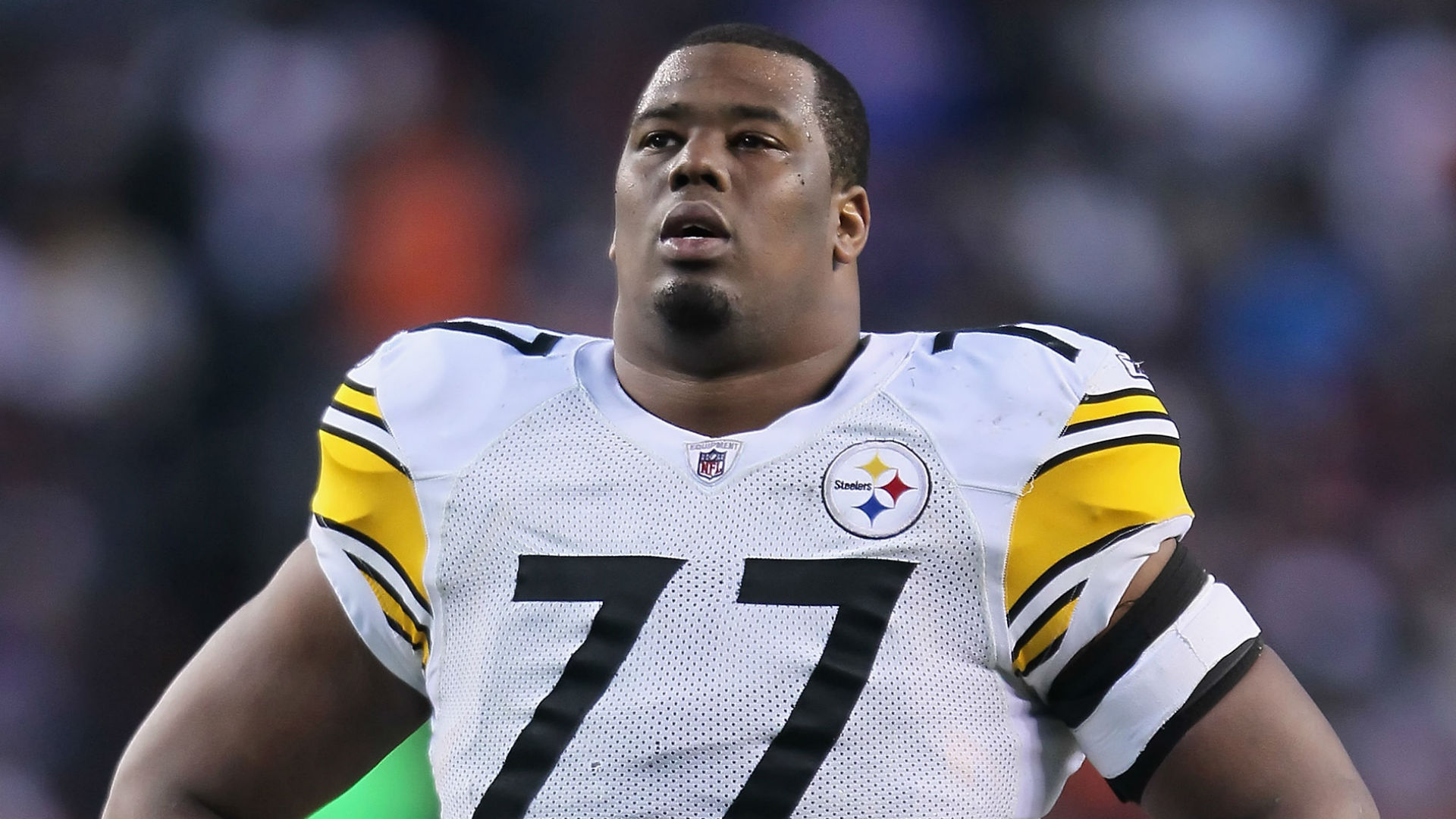 Steelers trade OT Marcus Gilbert to the Cardinals