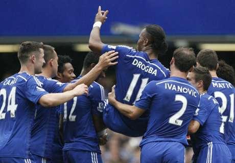 FT: Chelsea 3-1 Sunderland