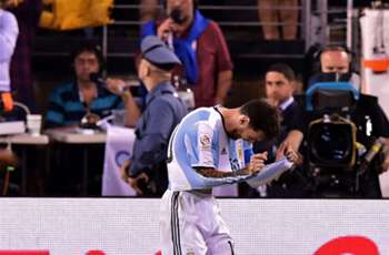 Funes Mori: Messi retired in a 'mad' moment