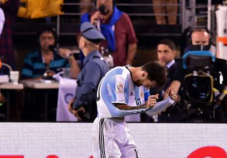 Funes Mori: Messi retired in 'mad' moment