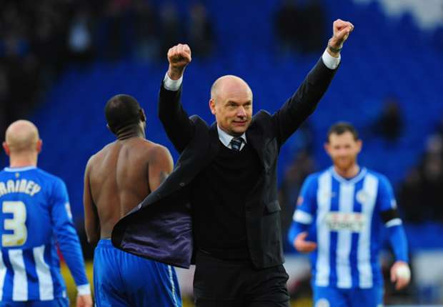 Arsenal under pressure to beat Wigan in FA Cup - Rosler
