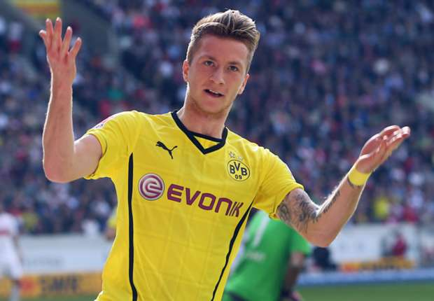 Bundesliga Team of the Week: Reus leads BVB to victory