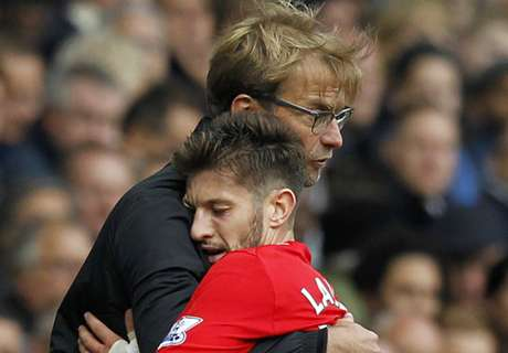 Klopp talk 'over the top' - Lallana