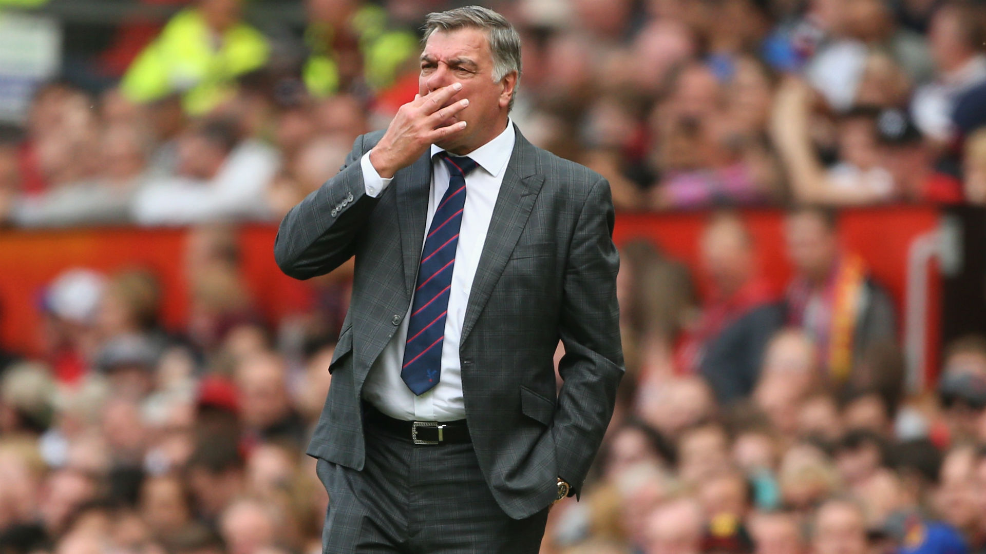 Former England manager Sam Allardyce interested in vacant USMNT job, report says