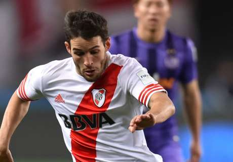 River Plate duo fail drugs test