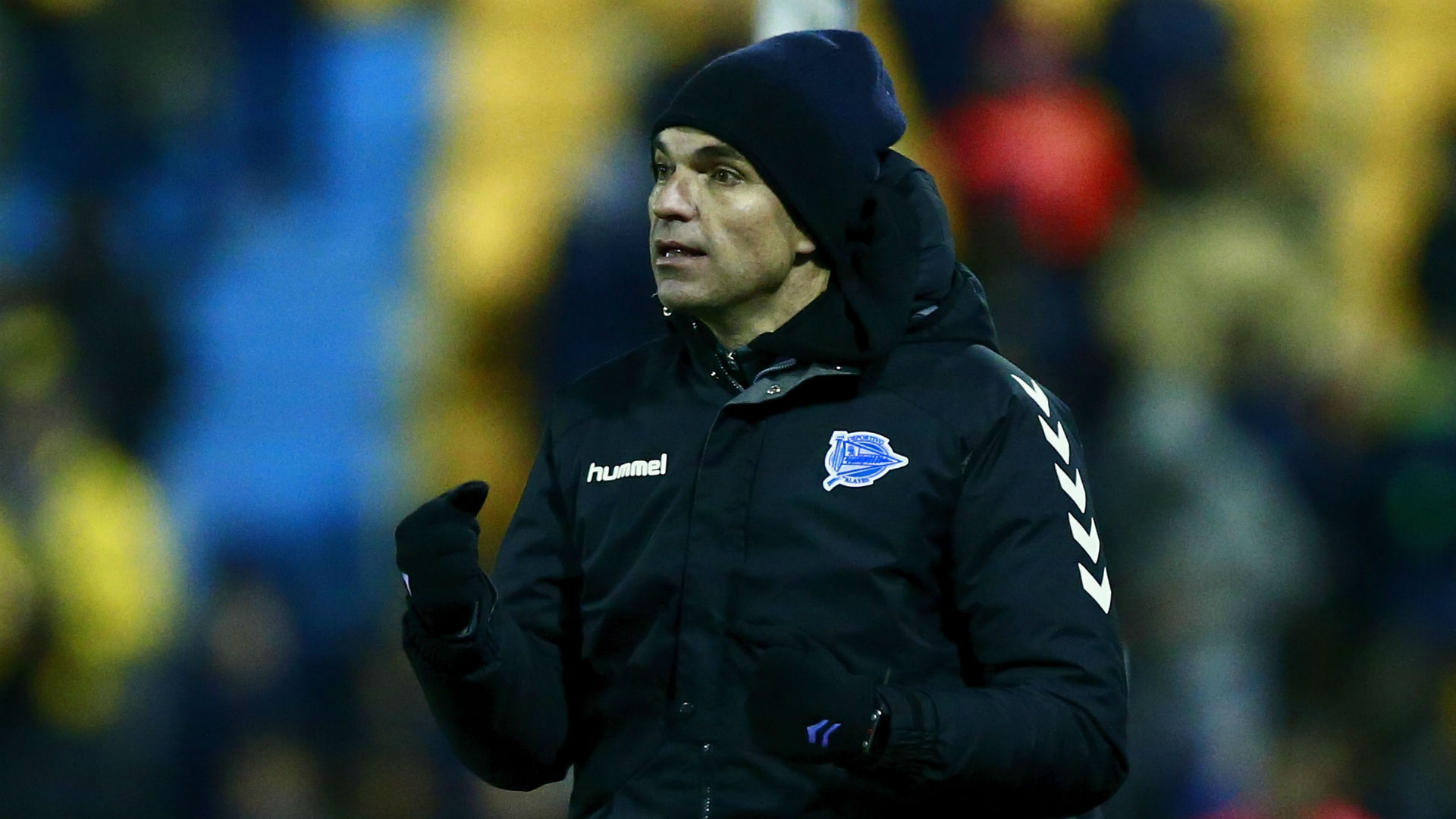 Mauricio Pellegrino steps down as Alaves boss