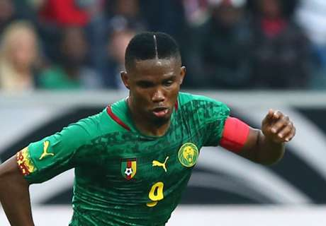 'Eto'o can inspire Cameroon victory'