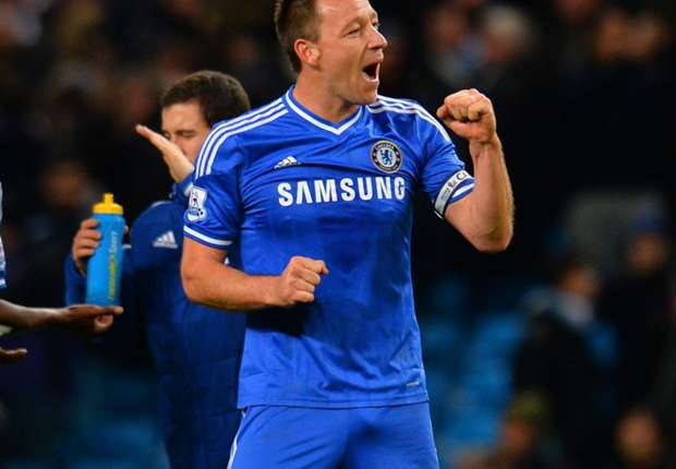 Premier League title is Chelsea's target - Terry