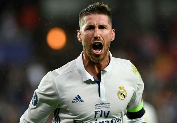 Sergio Ramos ponders changing shirt number to 93 to honour Decima goal