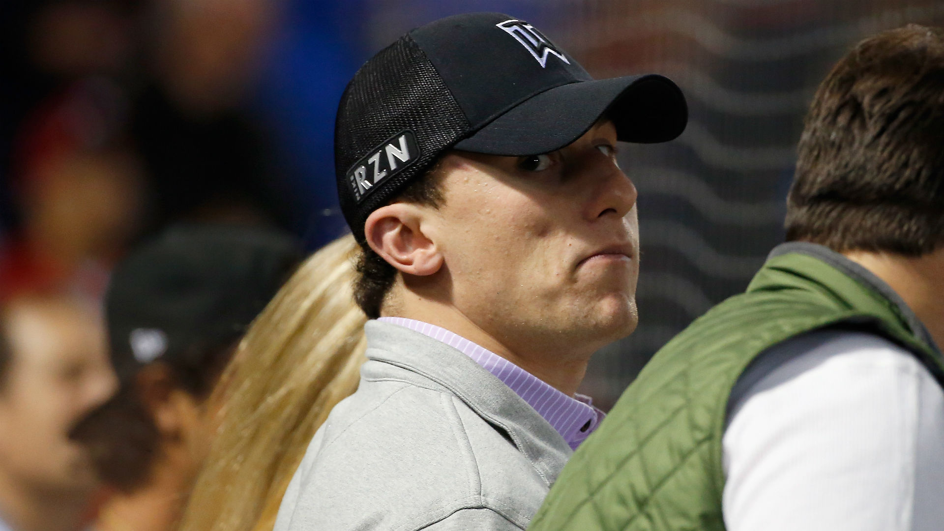 Johnny Manziel gets help from LeBron James' business partner