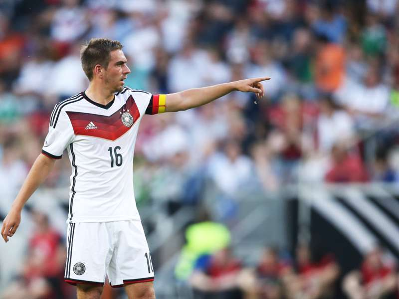 Lahm retires from international football
