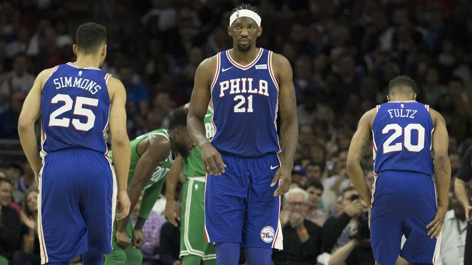 208aa1a43 76ers  process leads to monster merchandise sales · NBA
