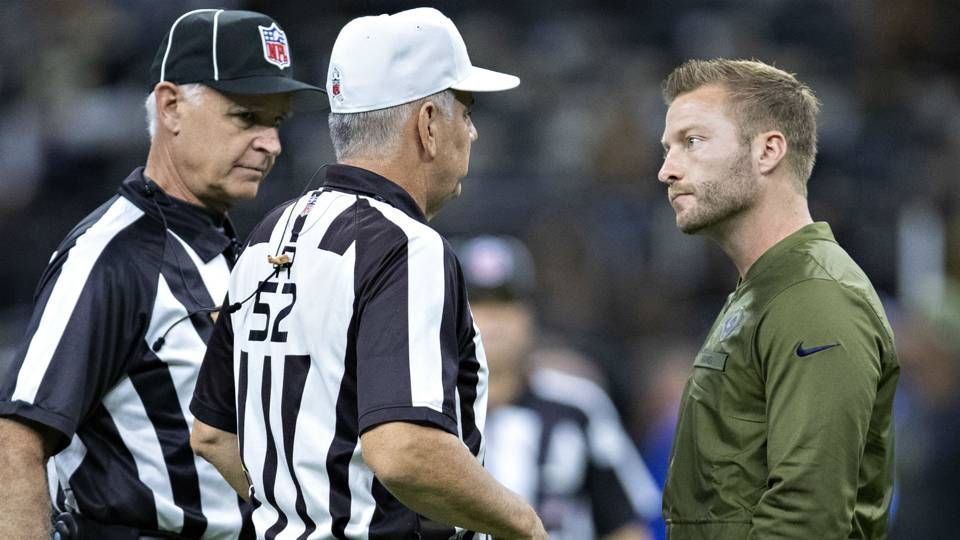 a10741955 NFL playoffs 2019  Rams fans petition to get referee removed from NFC  championship game