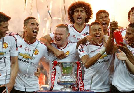 Rooney: Cup win can spur United on
