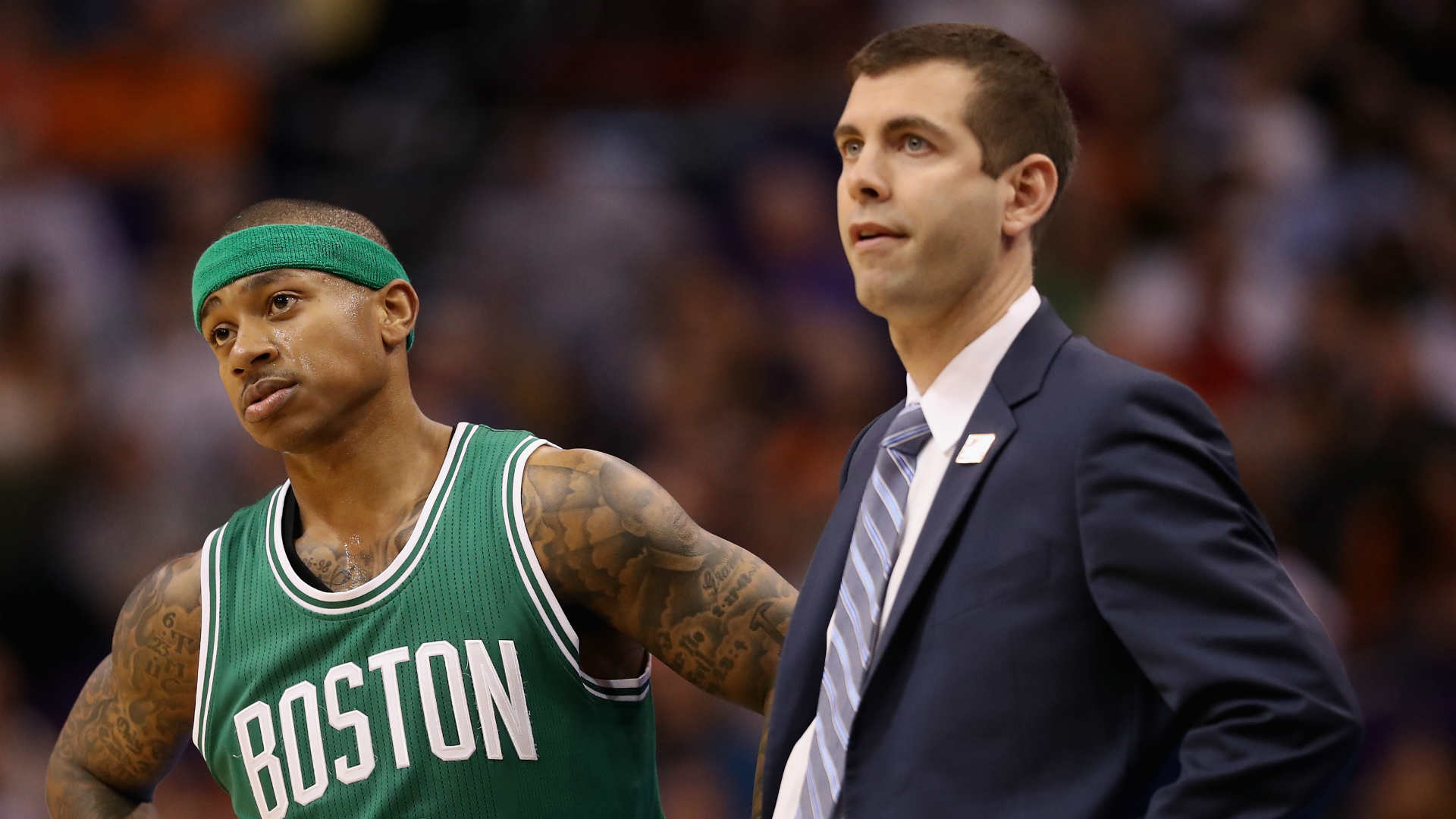 Isaiah Thomas 'Would Love' To Be With Celtics Long Term, Win Championships