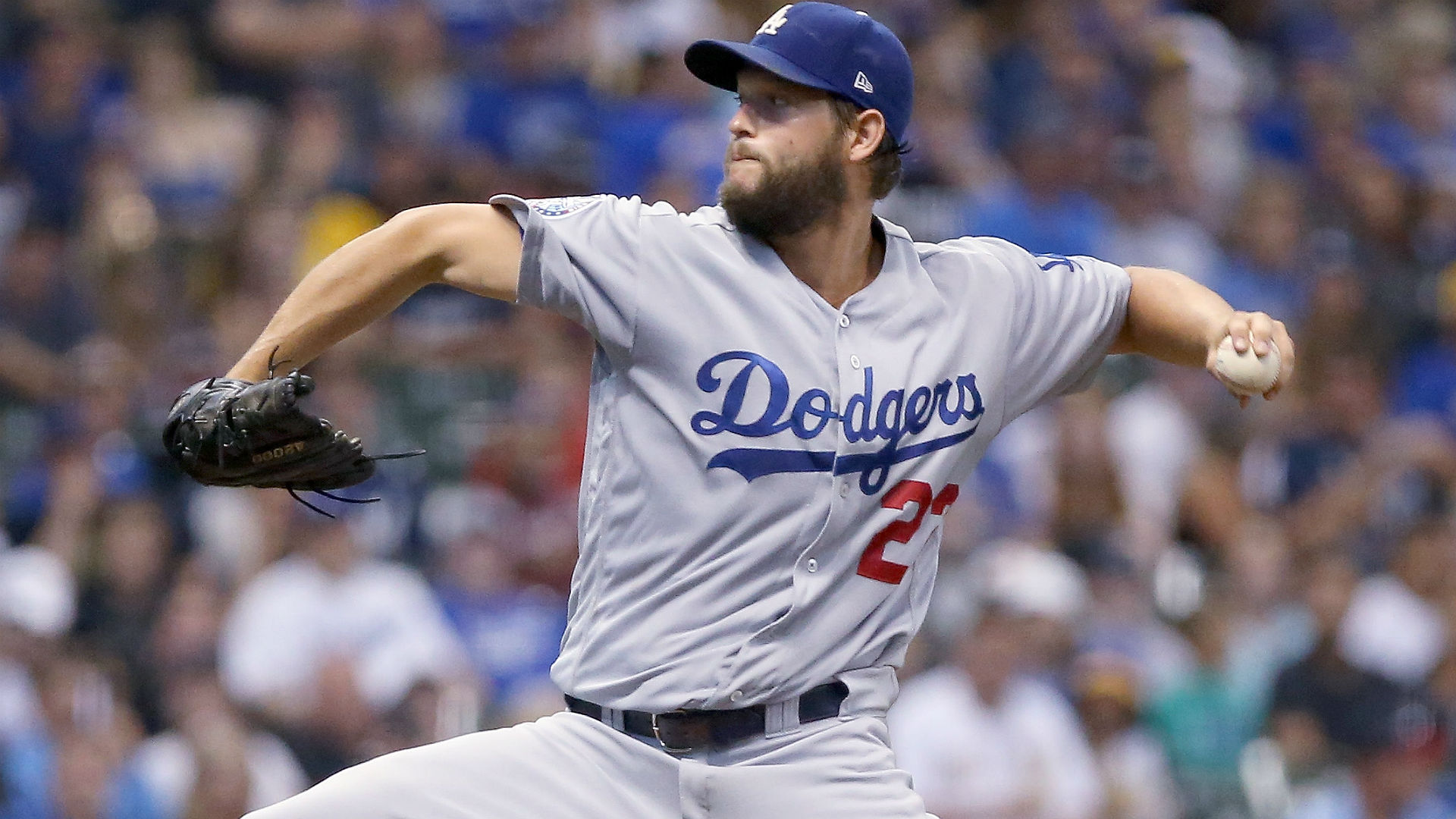 MLB postseason 2018: Is this Clayton Kershaw's last start as a Dodger?