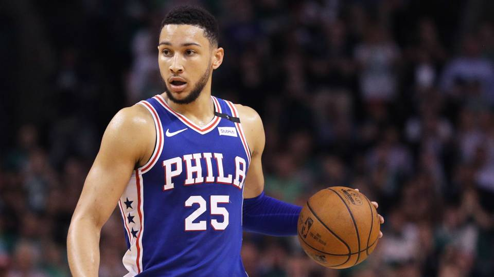 76ers wouldn't deal Ben Simmons nor Joel Embiid to Spurs for Kawhi Leonard, report says