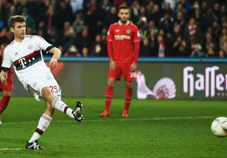 Hannover 0-1 Bayern: Marching on