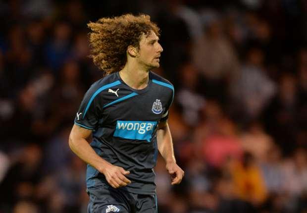 Kapten Newcastle United, Fabricio Coloccini