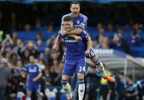 Chelsea Looking To Clinch The Title