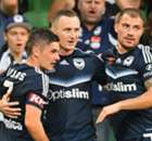 Victory edge A-League thriller