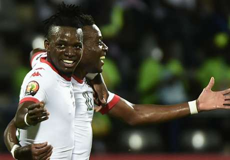 Traore helps Burkina Faso through