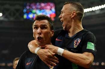Croatia 2 England 1 (aet): Mandzukic strike sets up World Cup final with France