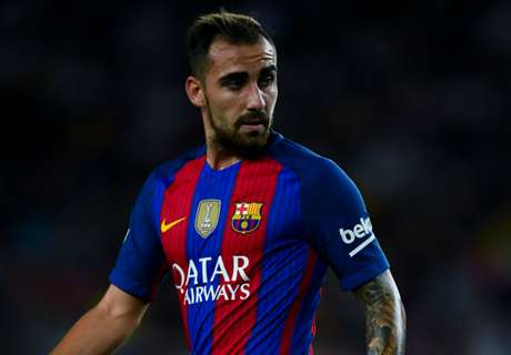 Alcacer reveals Barca goal joy