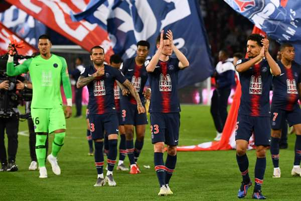 We always feel the same happiness – Al-Khelaifi revels in PSG's Ligue 1 success