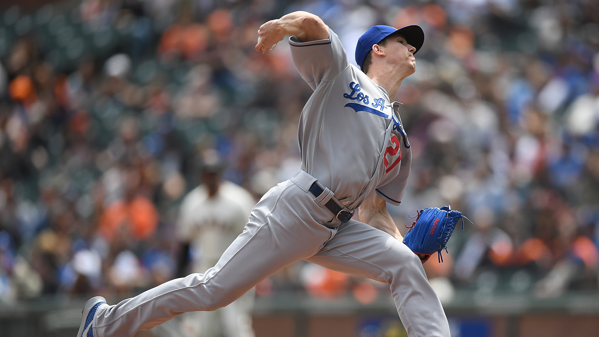 Rookie Walker Buehler spearheads first combined no-hitter in Dodgers' history