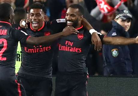 Report: Sydney FC 0 Arsenal 2