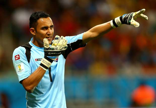 Navas 'has the maturity' to handle Real Madrid pressure